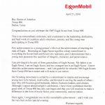 R.W. Tillerson, Chairman & CEO, ExxonMobil